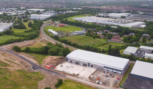 Telford Land Deal bolsters local economy by £236 million in 18 months